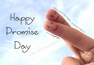 happy promise day pictures for whatsapp