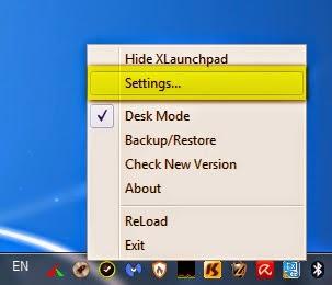 تحميل برنامج روكت دوك Rocketdock لتزيين سطح المكتب وتغيير
