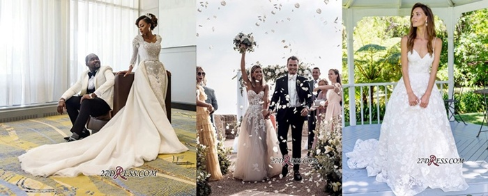 02337f4bdc Today I will write a post about wedding day and wedding dresses. Wedding  day is the most important day in women s lives. Summer is amazing ...
