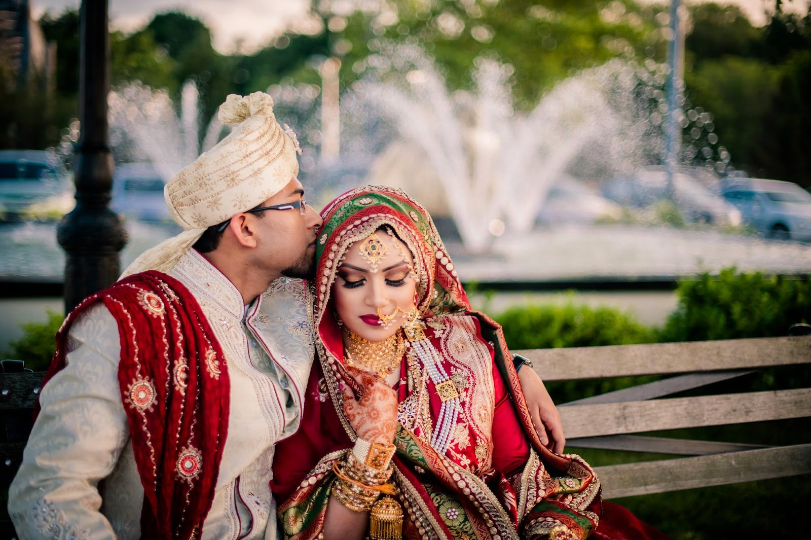 Indian Couples are always beautiful!