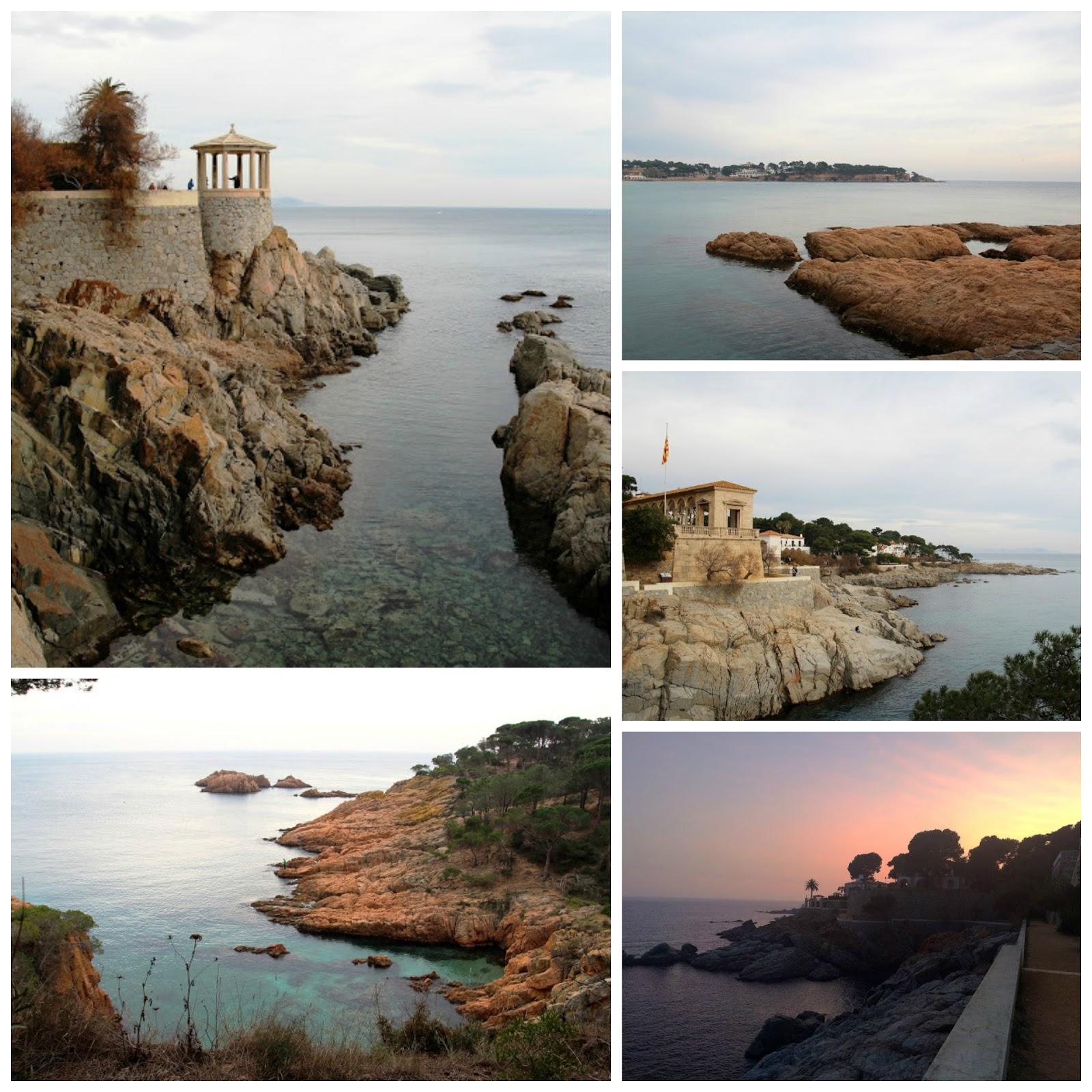Rutas Mar Mon Cami De Ronda De Sant Feliu De Guixols A Sa Conca S Agaró
