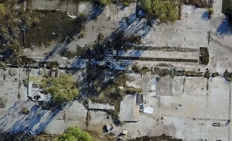 Το άγνωστο «Τσέρνομπιλ» της Ελλάδας.. Βίντεο