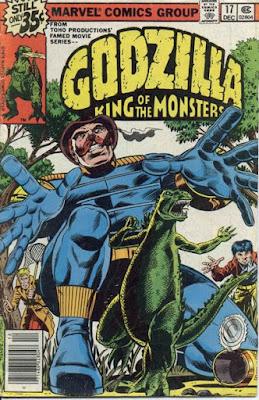 Godzilla #17