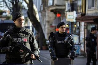 Kerap Melakukan Terror dan tak segan membunuh sipil, Pasukan Keamanan Turki Bunuh Petinggi Kelompok PKK - Commando