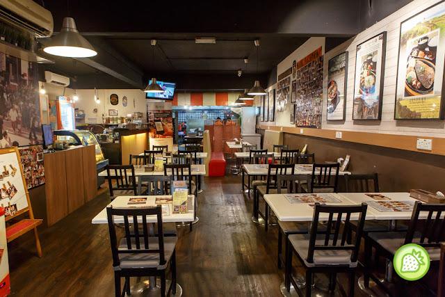 The Street Cafe @ Subang : HALAL Korean Delights | Malaysian Foodie