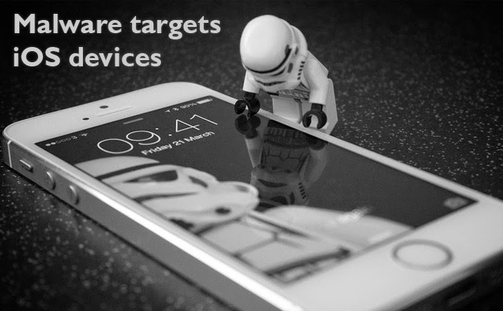 Espionage Campaign targets iOS devices with Malware apps