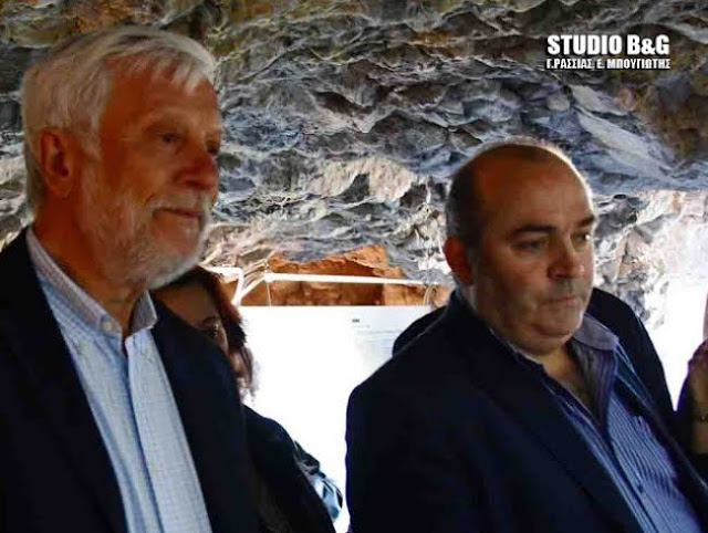 Β. Σιδέρης: Συνεχίζει την στήριξη του αθλητισμού της Αργολίδας ο Τατούλης