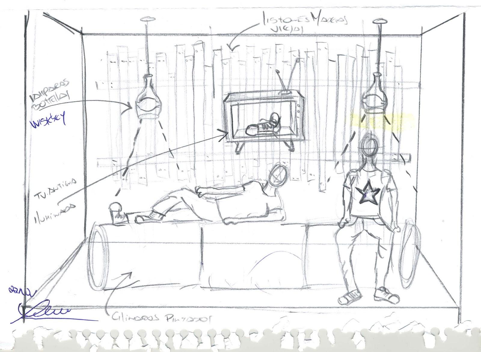 Images About Maquetas Y Bocetos Escaparates On