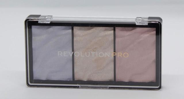 Paleta de iluminadores Revolution Pro Supreme Ice