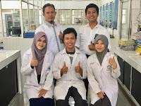 Mahasiswa Jurusan Kimia Universitas Lampung temukan cara menanggulangi limbah beracun