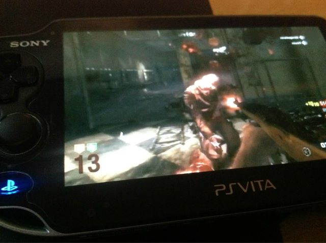 black ops declified ps vita zombie mode