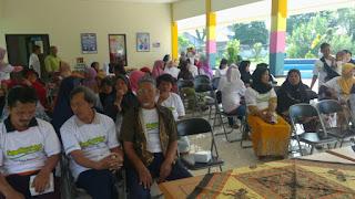 Cek Kesehatan Gratis kpd Warga Kel. Kampung Tengah bersama GEMAHATI & SUSU HAJI SEHAT, 24 Mei 2017 Jakarta