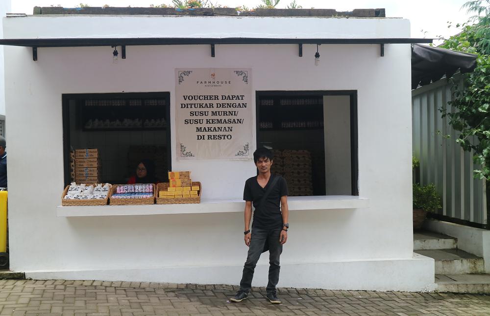 Pinoci Farm House Lembang Bandung