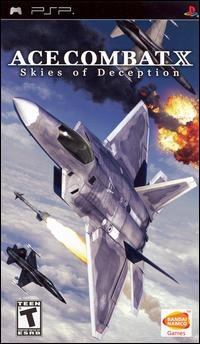 Ace Combat X Skies of Deception PSP [ISO - Español] [MEGA]
