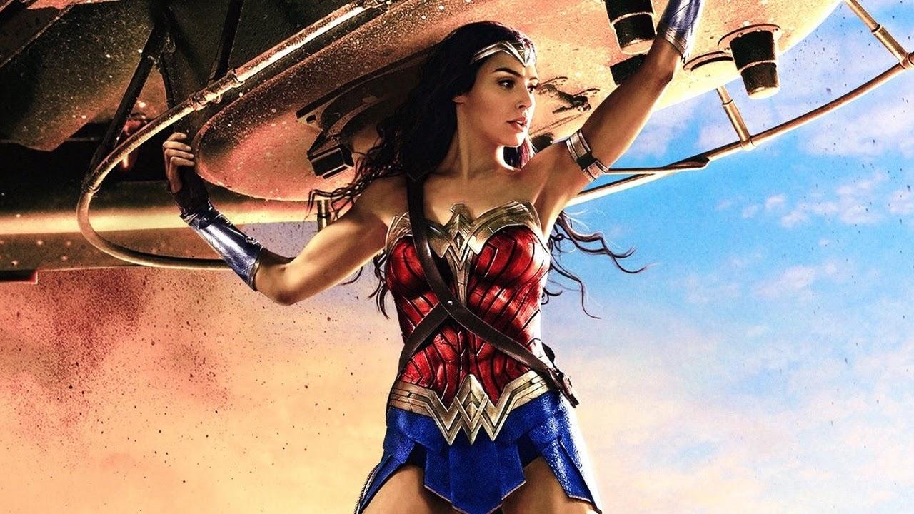 Zack Snyder revela imagem sangrenta de Mulher Maravilha em Liga da Justiça
