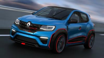 Kwid hatchback's SUV image