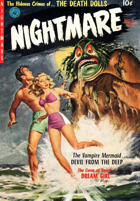 Nightmare #2, otoño 1952