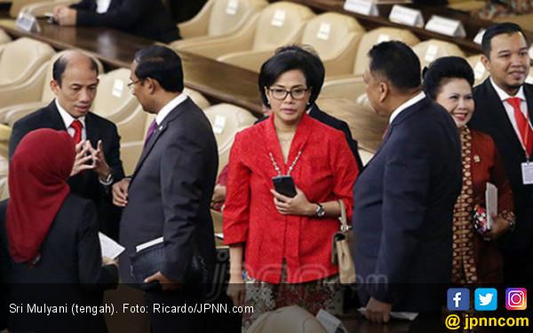 Jokowi Janjikan Dana Desa Rp 400 T, Ini Kata Sri Mulyani