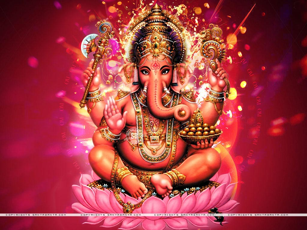 Lord Ganesha Pictures Hd: HINDU GOD WALLPAPERS FREE DOWNLOAD