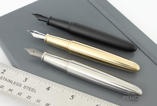 My favorites of 2017: Ensso Piuma fountain pen