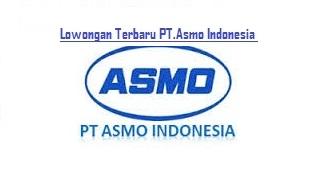 PT Asmo Indonesia Operator Produksi