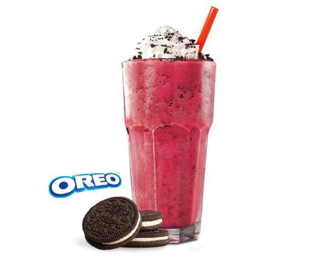 Oreo Chocolate Bar Milkshake