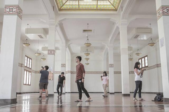 Wisata Sejarah di Museum De Javache Bank, Surabaya