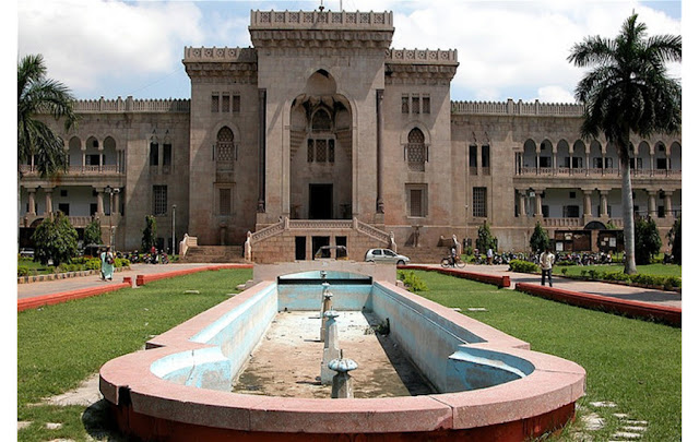 Osmania University MBA Admission