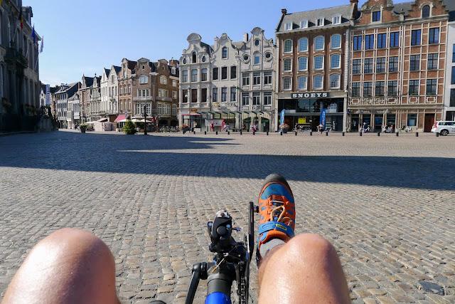 Tour de la Belgique en vélo, Lier