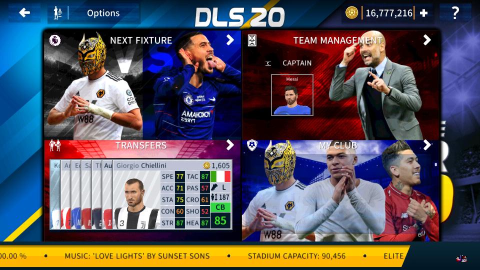 Dream League Soccer 2020 DLS 19 Hackeado MOD Android (Offline) 300