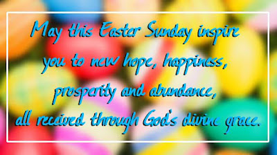 Happy Easter 2017 Messages