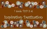 Top 3 Inspiration Destination Challenge Blog