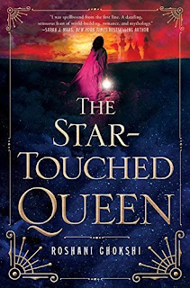 http://viviansbookpavilion.blogspot.com/2016/05/the-star-touched-queen.html
