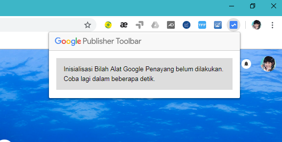 Google Publisher Toolbar Extensions