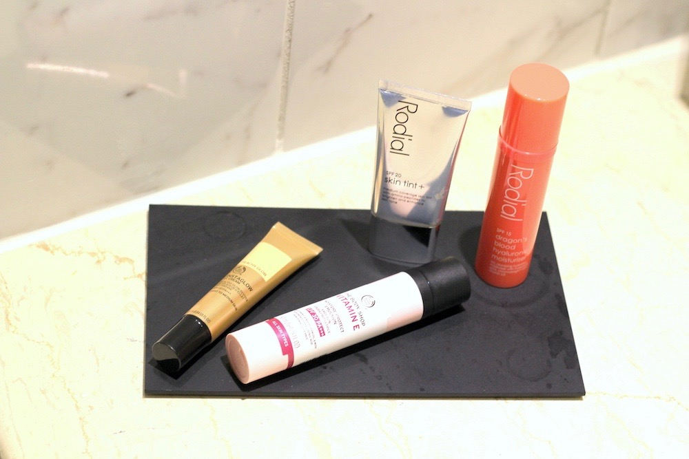 SPF makeup favourites summer