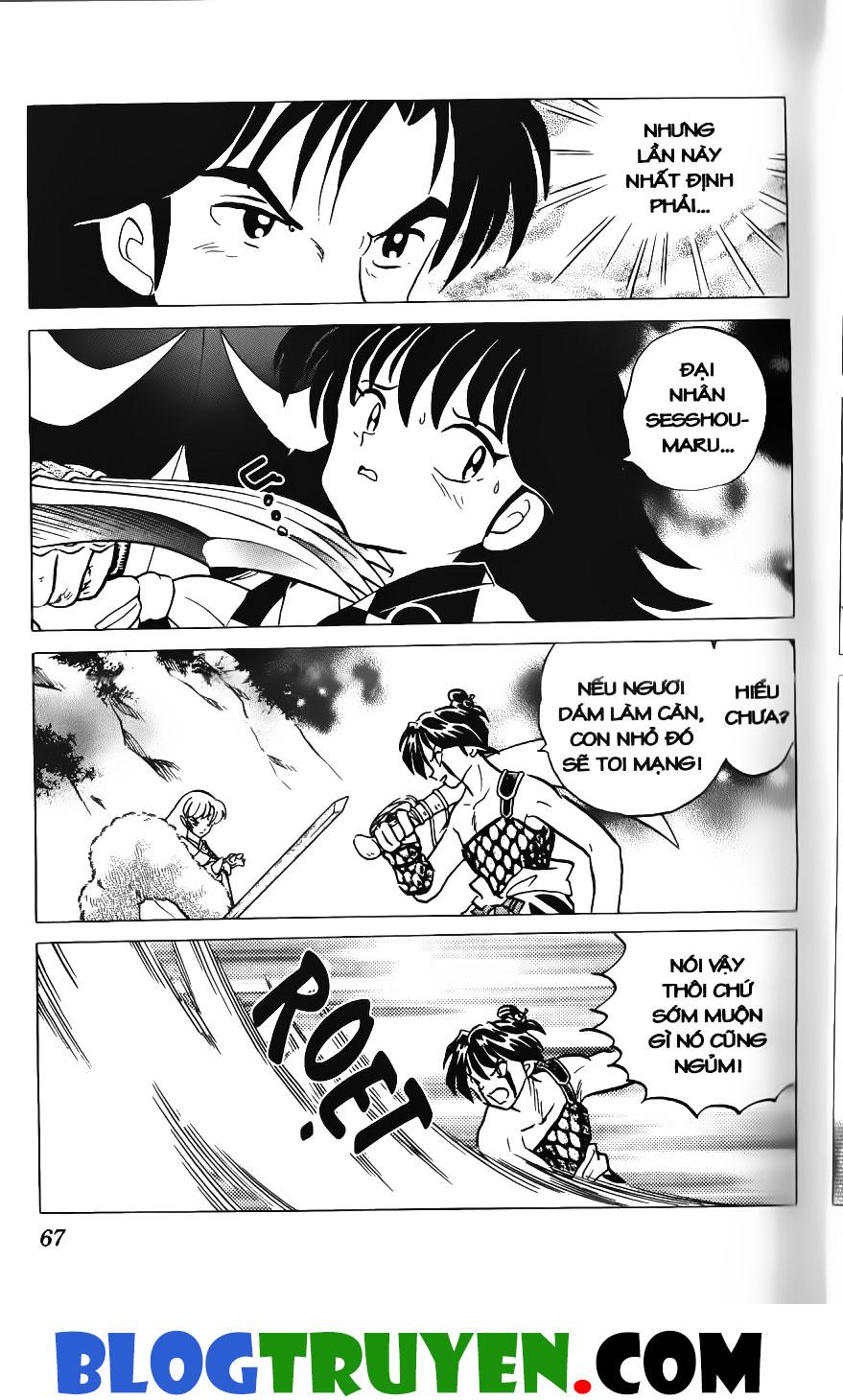 Inuyasha vol 27.4 trang 10