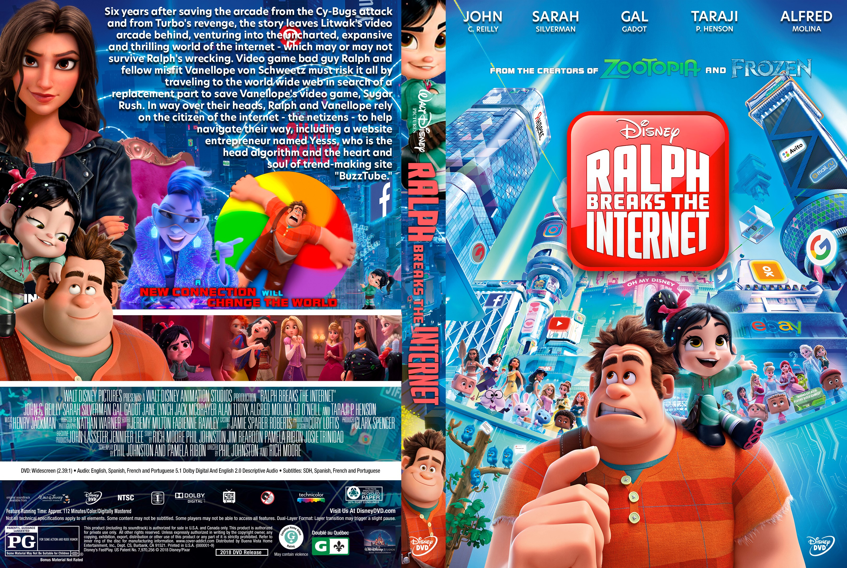Ralph Reichts 2 Dvd