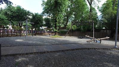ΓΙΑΝΝΕΝΑ-Άνοιξε και πάλι η Παιδική Χαρά στον