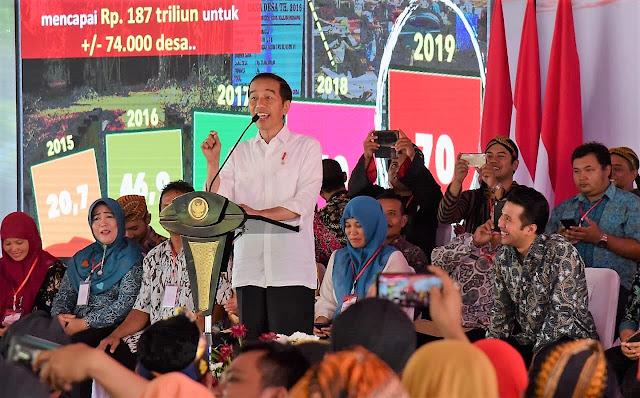 Dana Desa Diklaim Kebijakan Jokowi, Fadli: Itu Amanat UU, Jangan Sesatkan Rakyat