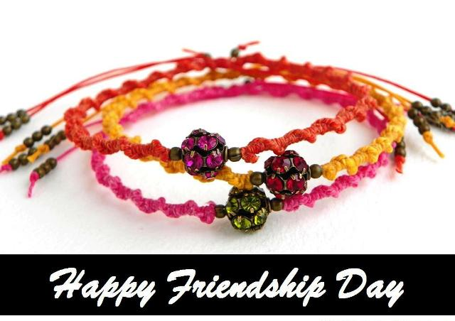 Happy Friendship Day 2017 Bands for boy friend
