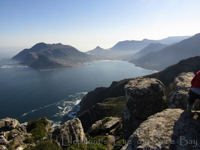 Chapman's Peak to Hout Bay