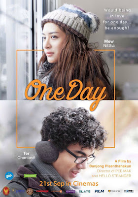 ONE DAY : Would being in Love for One Day.... be enough?!