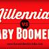 """Entre """"Baby boom"""" y """"Millennials"""""""