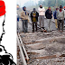 Naxalite Blown up the Rail Track leading to Delhi