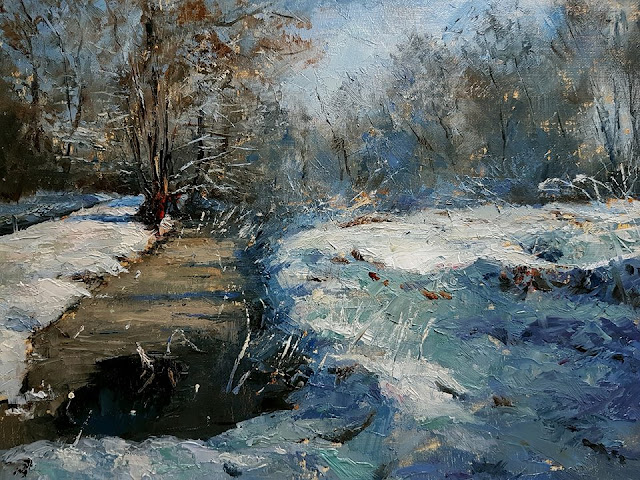 Image result for almost spring paintings
