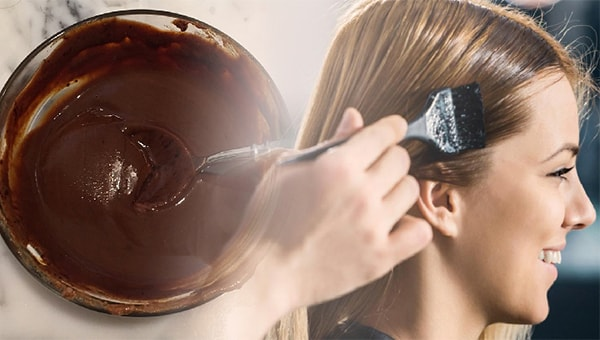 doğal saç boyası nasıl yapılır -KahveKafeNet