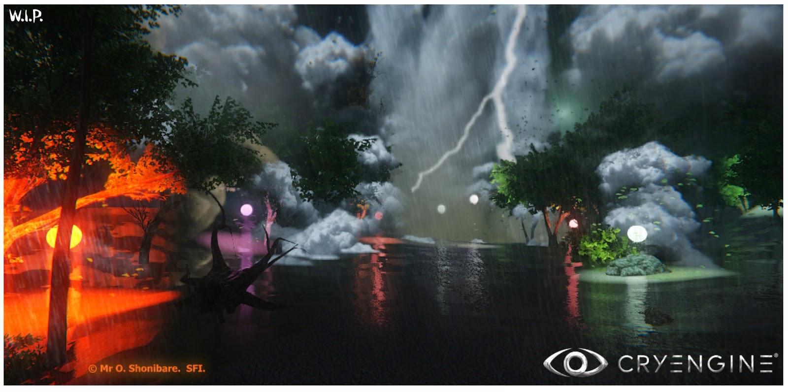 CryEngine Vs Unreal Engine - Modelling - Forum