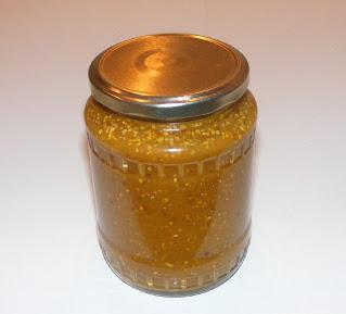 Miere cu polen si propolis la borcan reteta naturala de casa cu laptisor de matca retete imunitate mix apicol energizant,