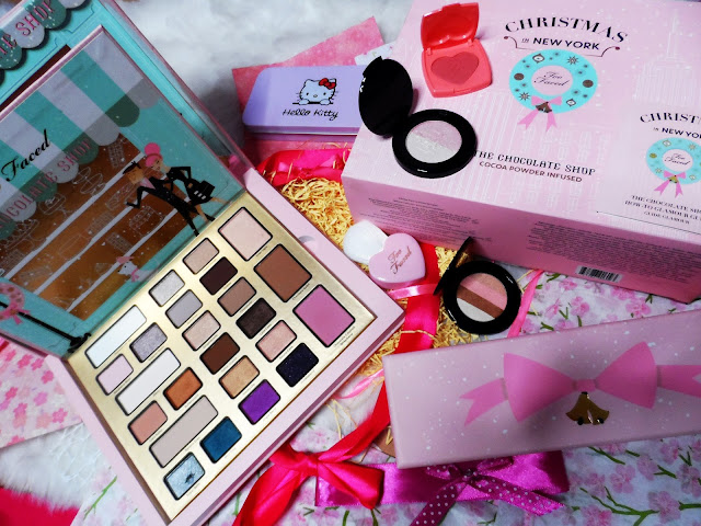 TOO FACED GIVEWAY! Upsss... I did it again... Czyli szaleństwo z TOO FACED i TONY MOLY W SEPHORA :D