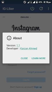 IG Liker - screenshot 4